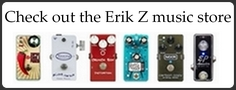 The Erik Z music gear store