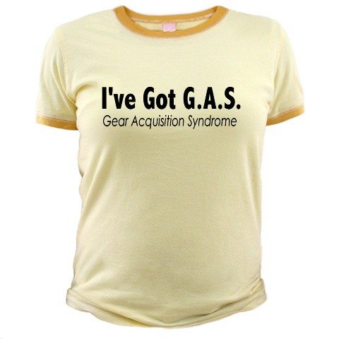 Yellow Gear Acquisition Syndrome T-Shirt